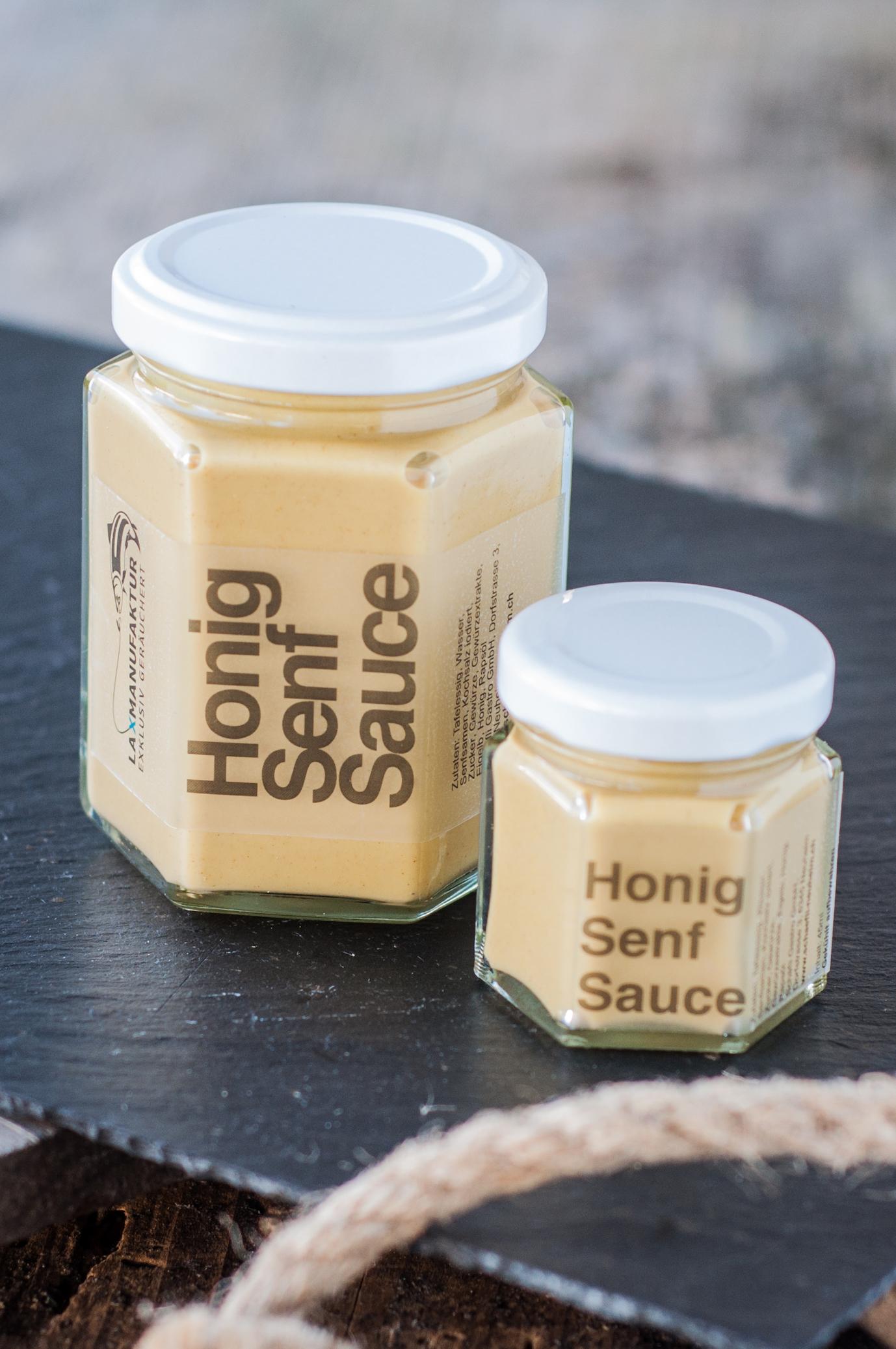 HonigSenf Sauce - 195ml